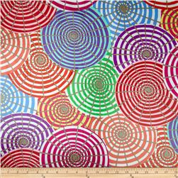 Kaffe Fassett Laminate Fall 2011 Parasols Cream