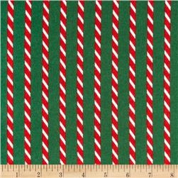 How The Grinch Stole Christmas 3 Flannel Grinch Candy Cane Stripe Evergreen