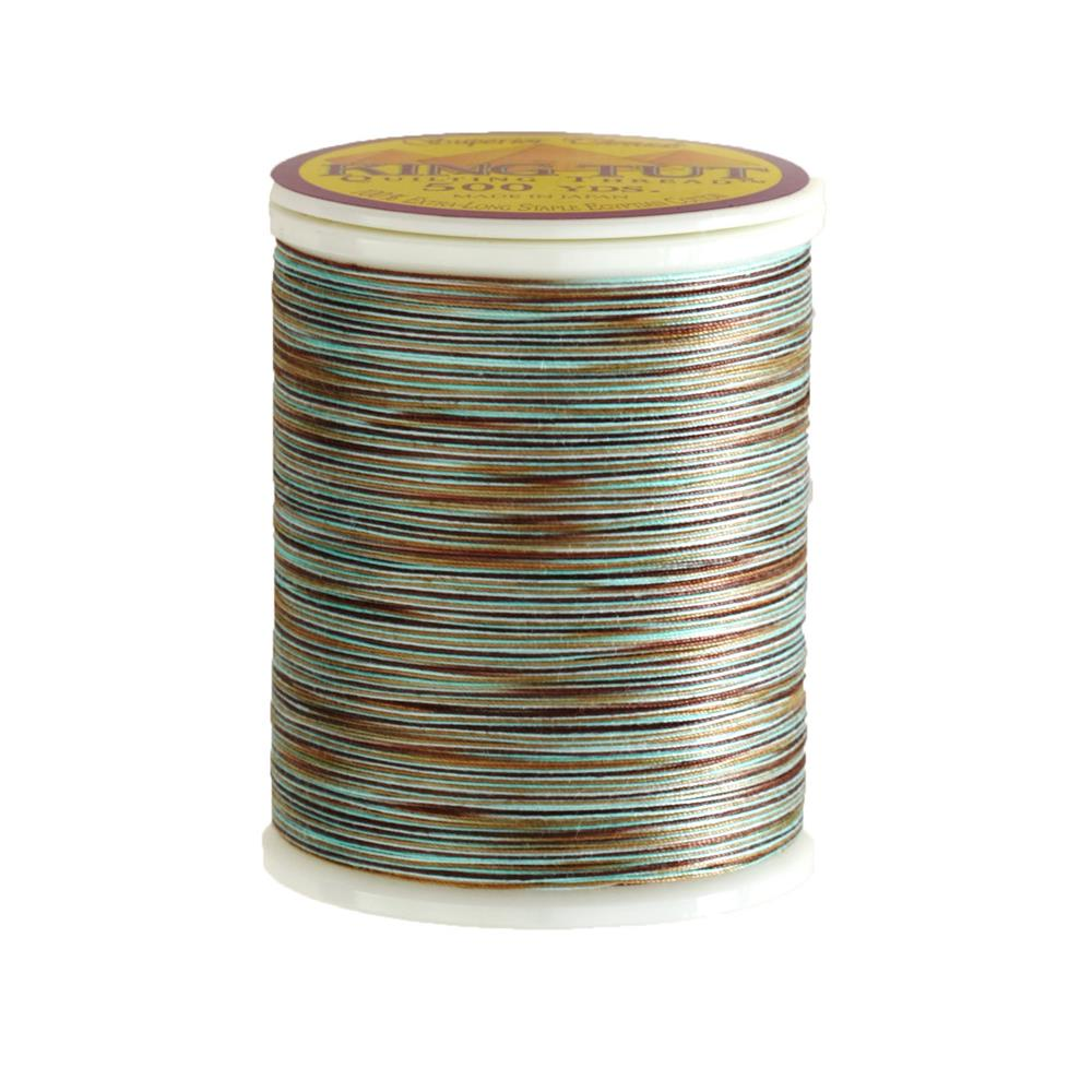 Superior King Tut Cotton Quilting Thread 3-ply 40wt 500yds Karnak