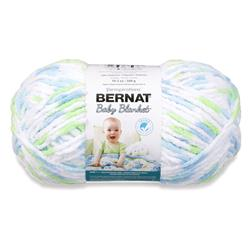 Bernat Baby Blanket Big Ball Yarn (04233) Funny