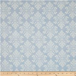 Moda Lily & Will Revisited Cottontail Toile Blue