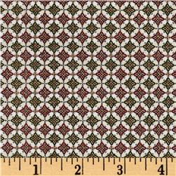 Botanical Society Mini Squares Brown