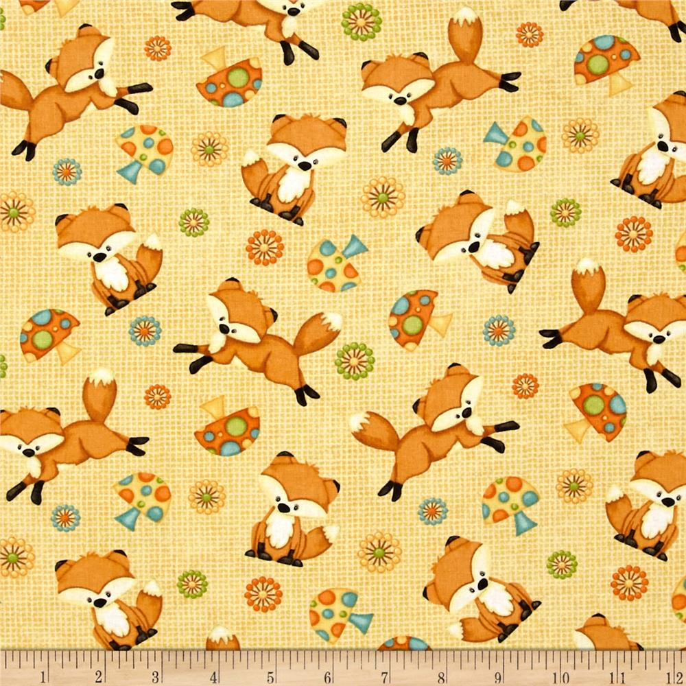 Hoot! Hoot! Hooray! Foxes Yellow