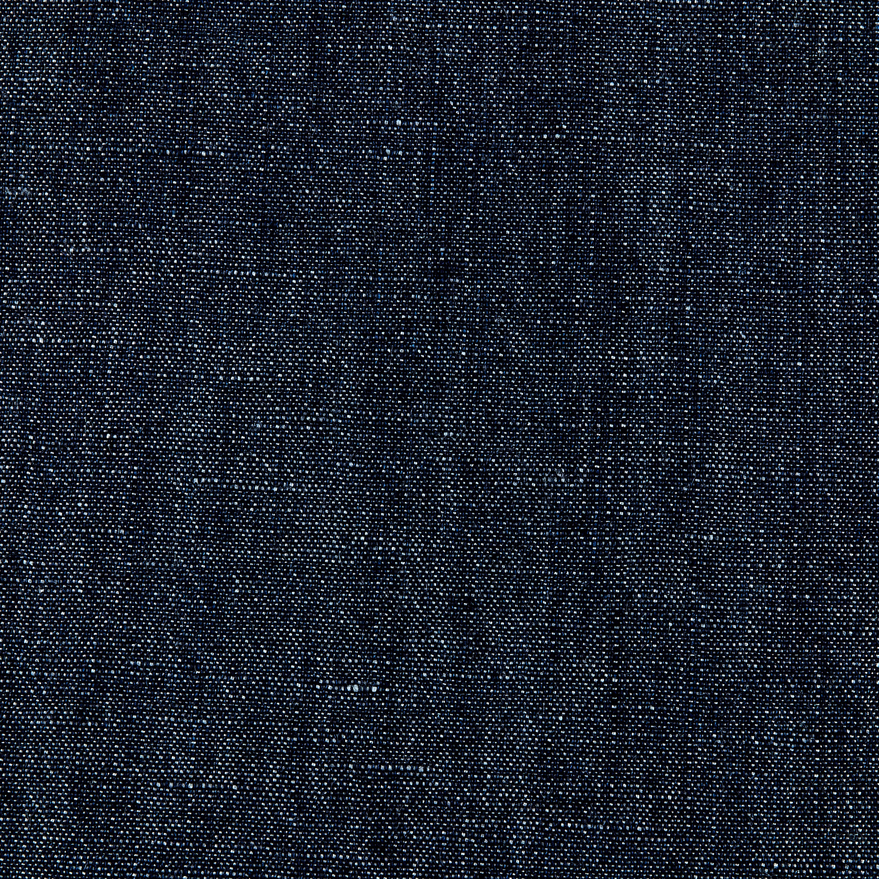 Kaufman Cotton/Linen Chambray 5 oz. Indigo Washed Fabric