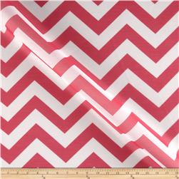 RCA Chevron Sheers Hot Pink
