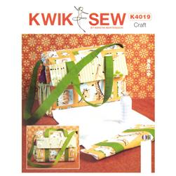 Kwik Sew Diaper Bag Pattern