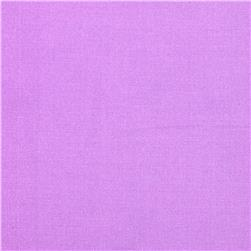 Kaufman Radiance Cotton/Silk Satin Wisteria