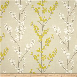 Richloom Evelynne Slub Lemongrass Home Decor Fabric