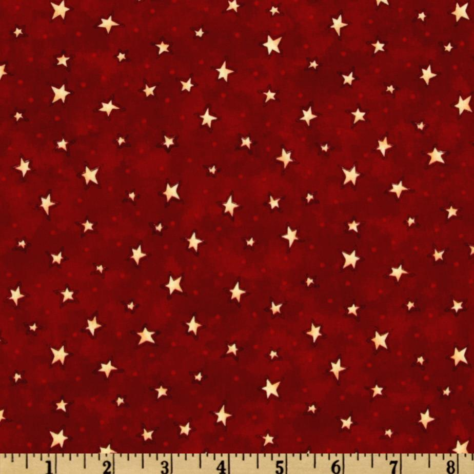 The King's Arrival Stars Red