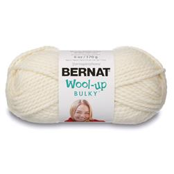 Bernat Wool Up Bulky Yarn 50008 Aran