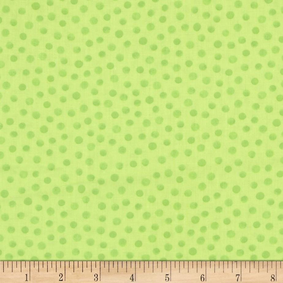 Oolie Dots Green