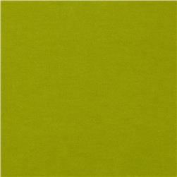 Cotton/Lycra Stretch Jersey Pea Green