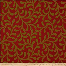 Robert Allen Promo Elegant Flair Jacquard Pomegranate