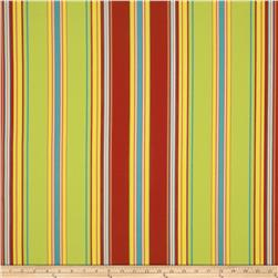 Tempo Indoor/Outdoor Stripe Red/Green