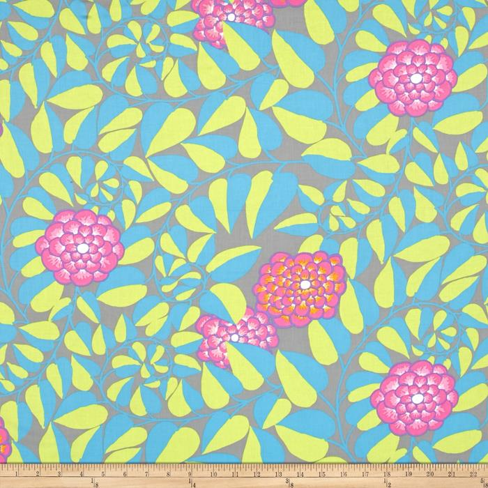 Kaffe Fassett Collective Vine Grey