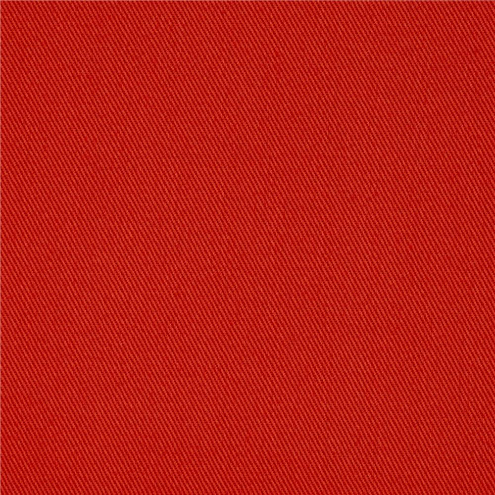 Kaufman kobe twill terracotta discount designer fabric for Fabric purchase