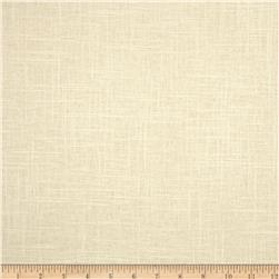 Jaclyn Smith Linen/Rayon Blend Ecru
