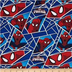 Marvel Ultimate Spiderman Shards Blue