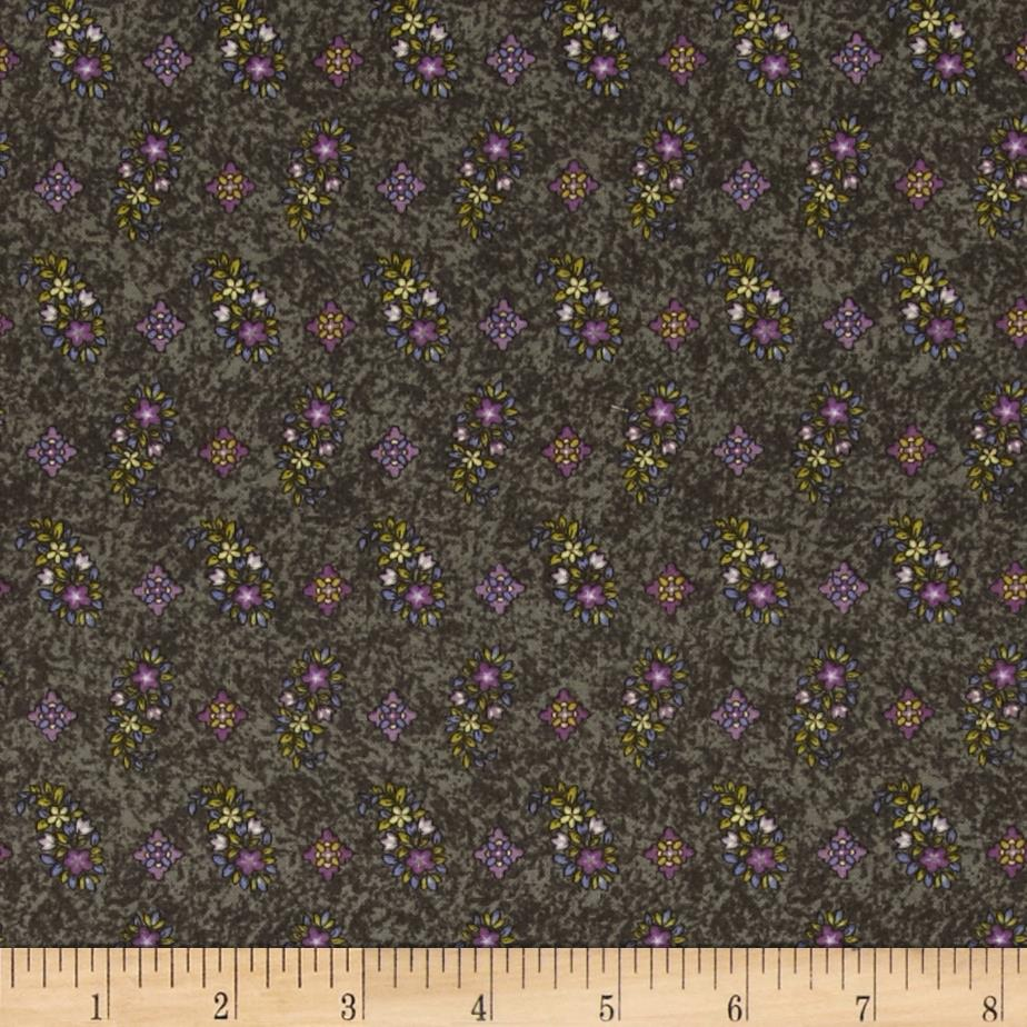 Chelsea Mini Foulards & Floral Grey