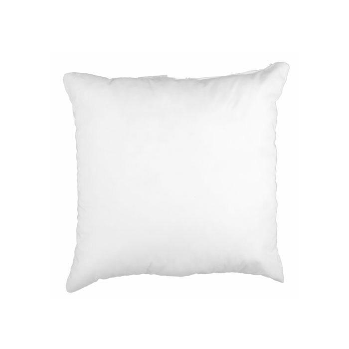 "16"" x 16"" Indoor/Outdoor Poly Fill Pillow Form"