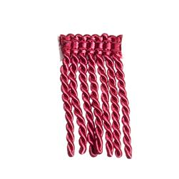 "Trend 4.25"" 01421 Bullion Fringe Raspberry"