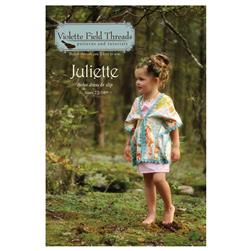 Violette Field Threads Juliette Dress & Slip Pattern