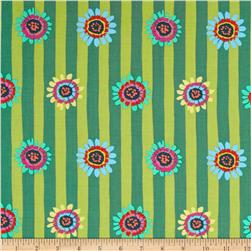 Kaffe Fassett Collective Regency Green Fabric