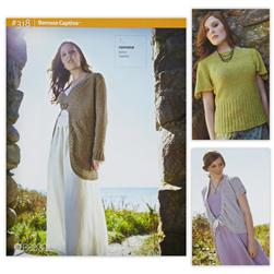 Berroco Captiva Knitting Booklet #318