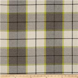 Kaslen Pennington I Plaid Mirage Citrus