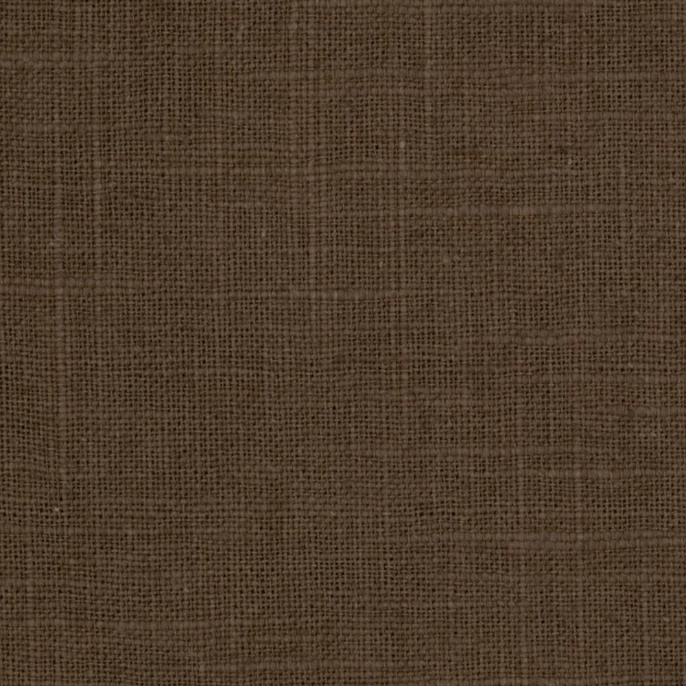 Harper Home Sunrise Linen Blend Chocolate