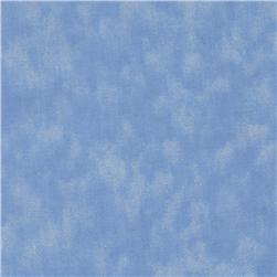 108'' Quilt Backing Tone on Tone Cloud Blue