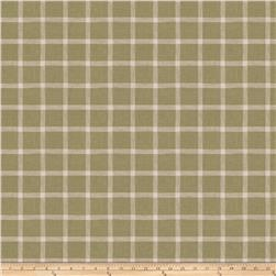 French General Septfond Linen Blend Olive