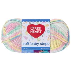 Red Heart Soft Baby Steps 9930 Binky