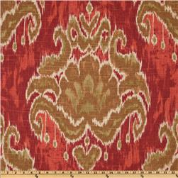 Home Accents Marreskesh Ikat Slub Indian Summer Fabric