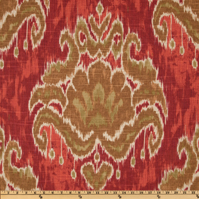 Home Accents Marreskesh Ikat Indian Summer