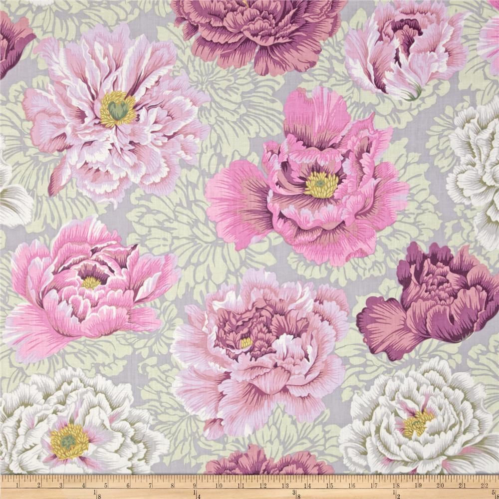 April 13 Collection Brocade Peony Mauve