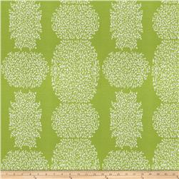 Fabricut Beaded Batik Outdoor Lime