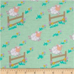 Newcastle Flannel Countdown Mint