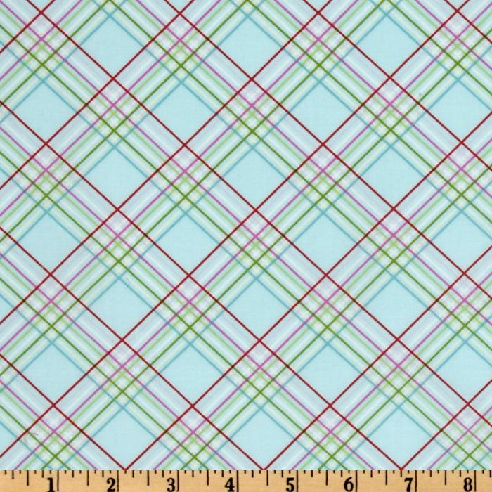 Sugar Hill Plaid Blue