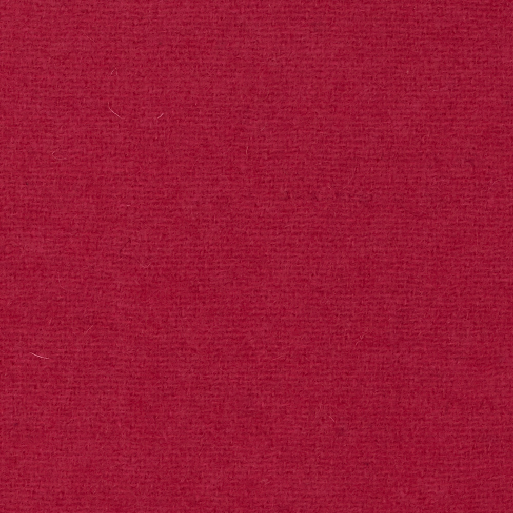 The Seasons Melton Wool Collection Fuchsia Fabric by Marcus in USA