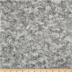 Moda Marble Swirls (9908-82) Grey