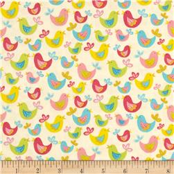 Flo's Garden Birds Cream