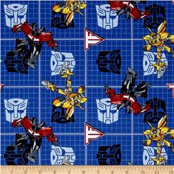 Hasbro Transformers Patch Blue