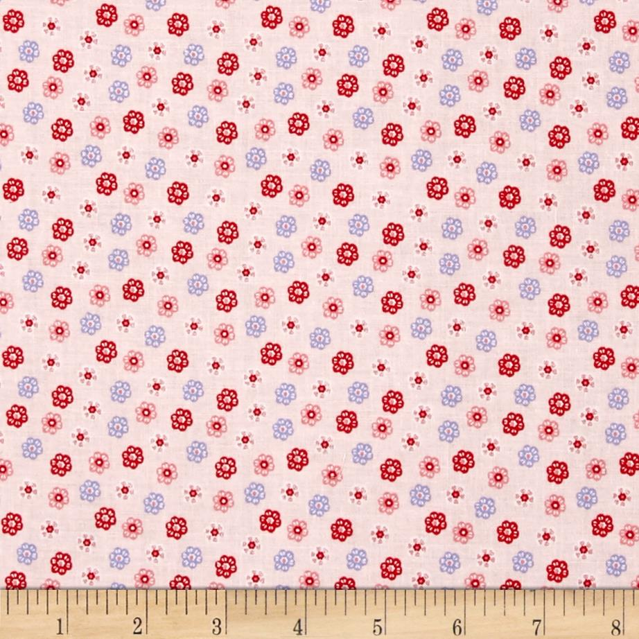 Riley Blake Princess Dreams Floral Pink