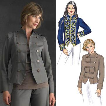 Kwik Sew Misses' Jackets Pattern
