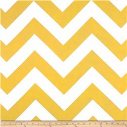 RCA Chevron Sheers Yellow