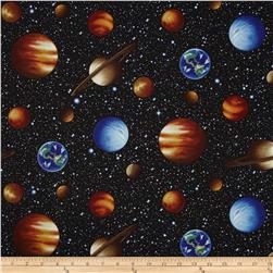 "I Want My Space 57"" Wide Planets Multi"
