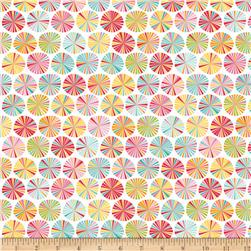 Riley Blake Fancy Free Fancy Pinwheels Multi