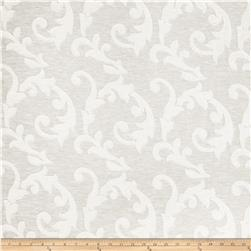 Fabricut Acquire Scroll Linen Blend Ivory
