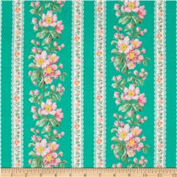 Verna Mosquera Snapshot Blooming Border Stripe Shade